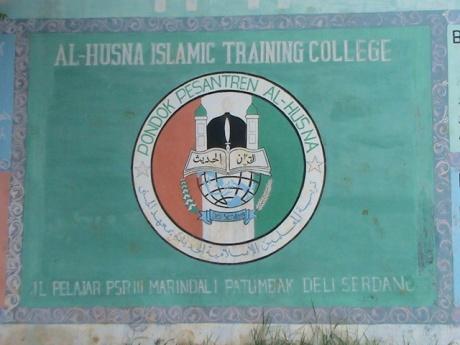 Logo Ponpes Al-Husna